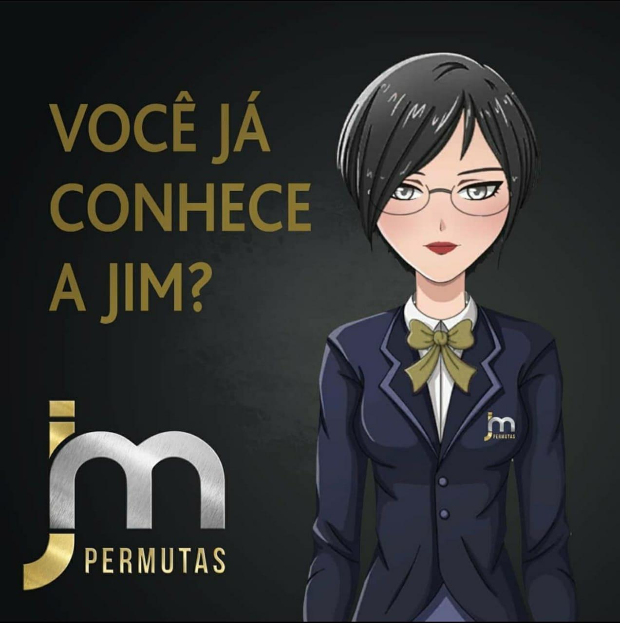 Você já conhece a Jim?